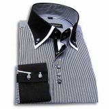 Men's Double Collar Shirt (SKMS-ND1012)