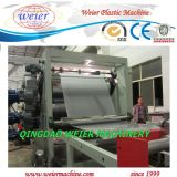 300kg Output of Plastic PP PE Sheet Manufacture Machinery