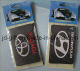 Promotional Paper Car Air Freshener, Branded Air Freshener for Car, China Factory, Good Price& Quality