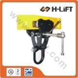 Push Trolley Clamp with Shackle / Overhead Trolleys