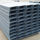 Galvanized C Section Steel for Steel Structure