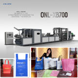 Non Woven Fabric Bag Making Machine up Bag Machinery with Lowest Price