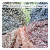 Lace and Fabric 2013 Fashion 100%Polyester Dress Fabrics (CY-LW0779)