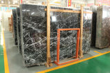 China Nero Marquina Marble for Kitchen and Bathroom