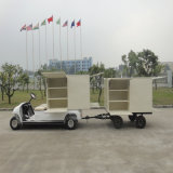 Electric Housekeeping Car with Trailer Lt-A2. Gc