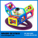 Magplayer Construction Magnetic Magformers Plush Toy