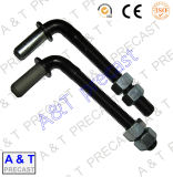 Stainless Steelcarbon Steel/L Shaped Bolt