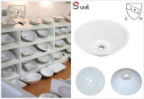 New Bathroom Ceramic Cupc Round Sink for Vanity Top (SN128-1070)