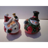 New Design Christmas Ceramic Craft