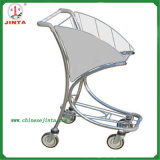 Aluminum Alloy Airport Dfs Shopping Trolley (JT-SA05)