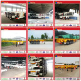 Skeleton Type Container Trailer with Dimension Opptional