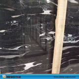 Best Selling Black Silver Dragon Marble