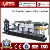 Phjd-1700 Full Automatic Computer Control Paper Cutting Machine with Hydraulic of Single Arm Without Axes Automatic Feeding