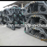 25 Tons Axle Bogie Frame for South Africa Mk VII