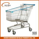 American Style Shopping Trolley Cart 180L