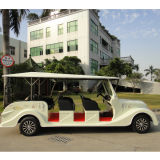 8 Seats Electric Classic Sightseeing Car Lt-S8. Fb