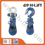 Heavy Duty Snatch Block with Hook or Shackle