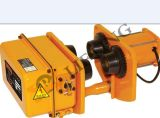 Electric Trolley for Electric Chain Hoist