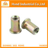 Countersunk Head Round Body Rivet Nut Fastener