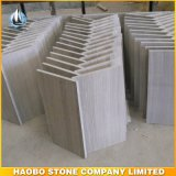 China Grey Wooden Marble for Floor