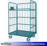 Steel Roll Container, Roll Cage, Logistics Trolley