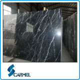 China Black Marble for Countertop/Floor Tile/Slab