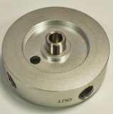 Custom High Pricision CNC Machining Stainless Steel Filter Housing