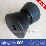 High Density Straight PU Rubber Roller for Conveyor
