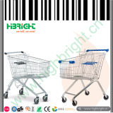 150L Super Store Shopping Cart for Consumer