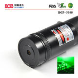Adjustable Focus 100mw Green Laser Torch (BGP-3998)