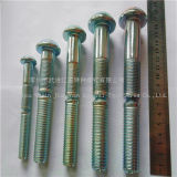 Round Head Lock Pin for Railway Industrial