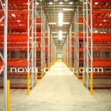 Protection System and Tool Storage for Pallet Racking