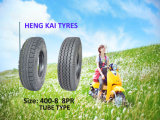 Best Quality and Favourable Price Motorcycle Tire with E-MARK 400-8