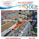 (WPC) Wood-PP, PE Profile Extrusion Machine Plastic Machinery