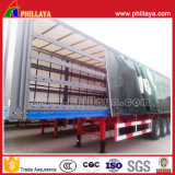 Curtain Sider/ Side Curtain Truck Trailer