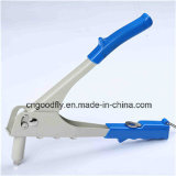 Cast Steel Double Hold Heavy Hand Riveter Made in China