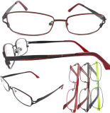 Classic Metal Optical Frame Eyeglass and Eyewear Frame (S010)