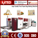 High Precision V-Bottom Food Bag Making Machinery