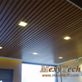 WPC Ceiling, New Ceiling Material with Fire Resistance
