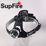 High Power Zoom CREE LED Headlamp Made in China