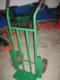 High Quality 200 Kg Load Metal Hand Trolley Ht1866