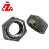 Stainless Steel Square Hex Weld Nuts (DIN918)