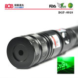 Hand-Held Green Laser Torch with Safety (BGP-0018)