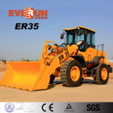 Everun Brand 3 Ton Construction Machinery Moving Type Wheel Loader