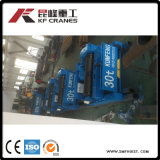 Electric Open Winch, High-Performance 40 Ton Electric Winch for Material Handling Equipment/Equipment Used for Workshop