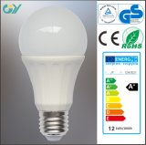 9W Hight Quality A60 E27 6000k LED Light Bulb