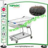 South American Style Supermarket Cart Trolley