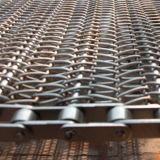 Chain Driven Conveyor Belt (Stainless Steel)