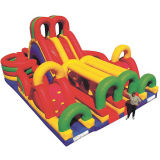 Inflatable Obstacle Slide (BD-W785)