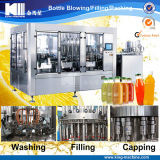 Juice and Ice Tea Hot Filling Packing Machine